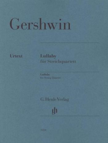 Lulaby Suite: String Quartet (Parts) (Henle)