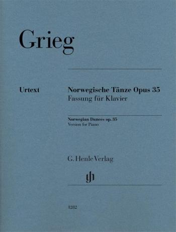 Norwegian Dances Op.35: Piano Solo (Henle)