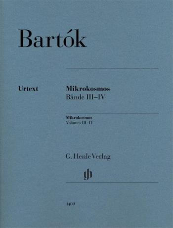 Mikrokosmos III-IV: Piano (Hnele)