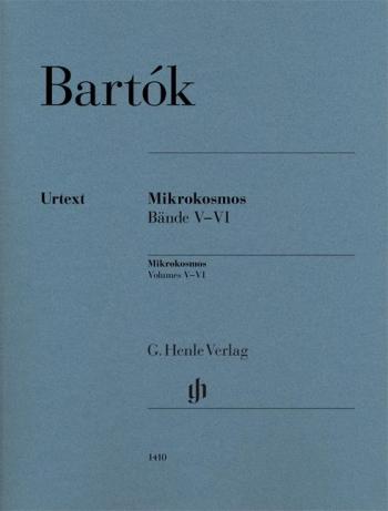 Mikrokosmos V-VI: Piano (Henle)