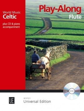 Celtic – Play Along Flute Book & CD