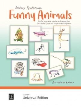 Funny Animals Violin & Piano (Igudesman)