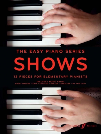 The Easy Piano Series: Shows (Easy Piano)