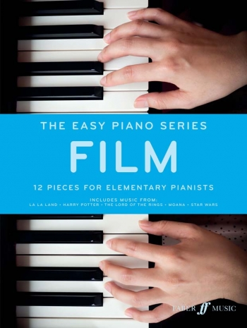 The Easy Piano Series: Film (Easy Piano)
