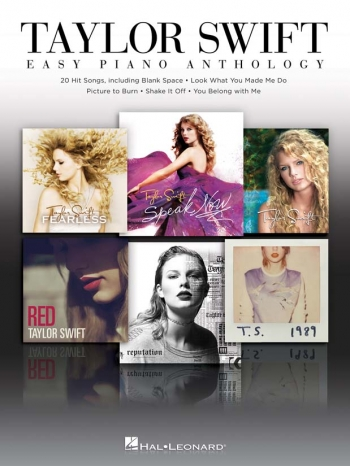 Taylor Swift: Anthology: Easy Piano