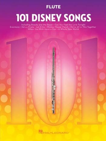 101 Disney Songs: Flute Solo