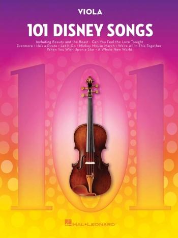 101 Disney Songs: Viola Solo