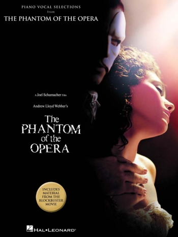 Phantom Of The Opera: Film Selections: Piano Vocal Guitar