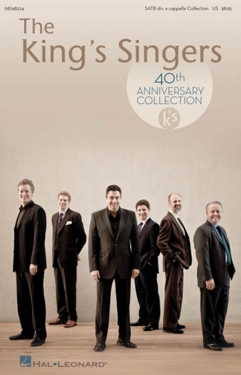 King Singers: 40th Anniversary Collection: Vocal SATB & Piano