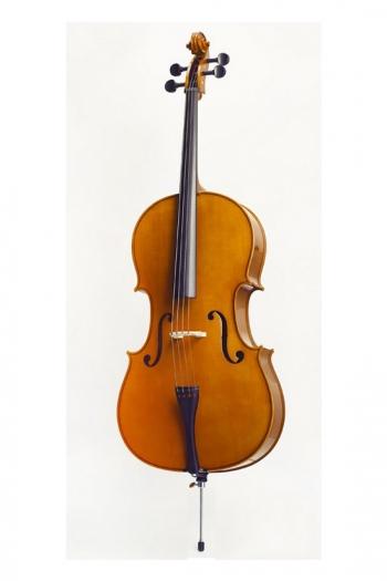 Zeller Solid Front Cello 4/4