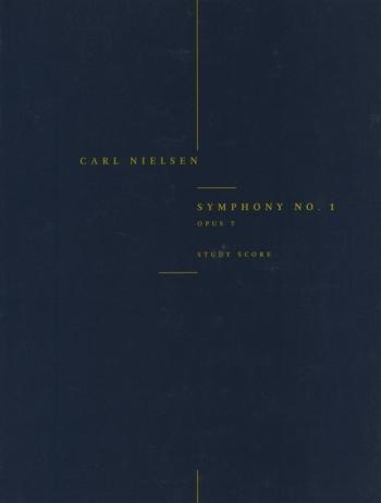 Symphony No.1 Op.7 (Study Score)
