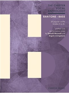 The Chester Vocal Anthology: Baritone/Bass: Voice & Piano (Chester)
