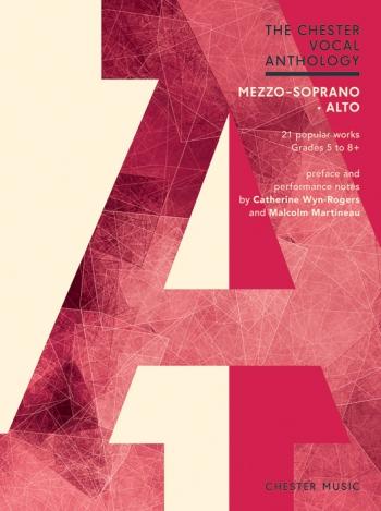 Chester Vocal Anthology Mezzo-Soprano/Alto: Vocal & Piano