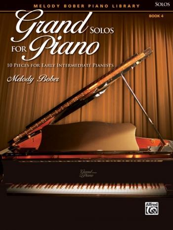 Grand Piano Solos: Book 4: Early Intermediate: Piano