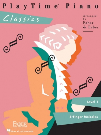 Piano Adventures: Playtime Piano Classics: Level 1
