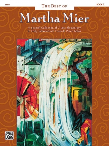 Best Of Martha Mier: Book 2: Piano Solo (Alfred)