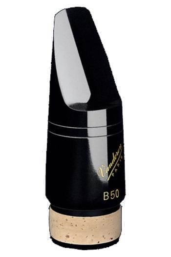 Vandoren Bass Clarinet: Mouthpiece: B40: Ebonite