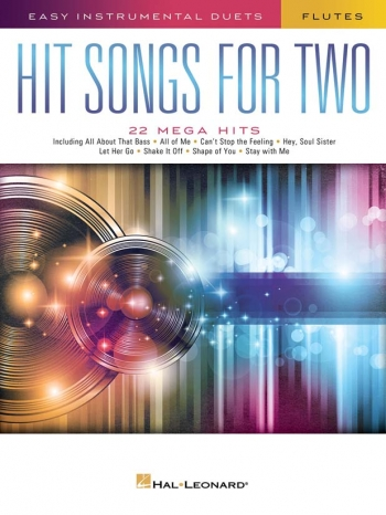 Easy Instrumental Duets: Hit Songs For Two Flutes