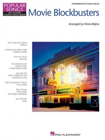 Popular Songs: Hal Leonard Student Piano: Movie Blockbusters
