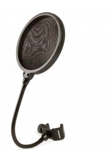 Samson PS04 Pop Filter: Microphone Pop Filter/Shield