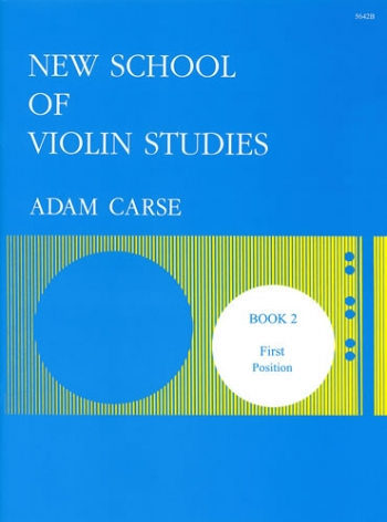 New School Of Violin Studies Book 2 (First Position)
