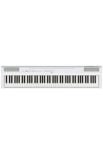 Yamaha P-125WH Digital Piano (White)