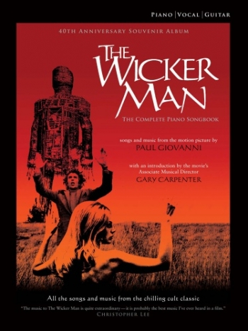 The Wicker Man Complete Piano & Voice Songbook