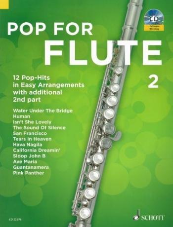 Pop For Flute Band 2: Flute & CD