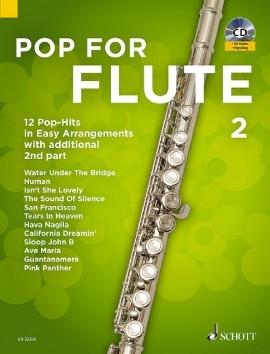 Pop For Alto Saxophone Band 2:  Saxophone & CD