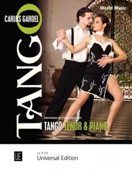 Tango Tenor & Piano: Voice & Piano
