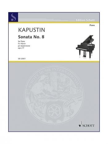 Sonata No.8 Op.77: Piano (Schott)