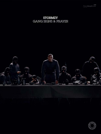 Stormzy: Gang Signs & Prayer: Piano Voice & Guitar