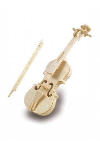 Woodcraft Construction Kit: Violin