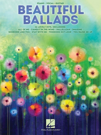 Beautiful Ballads: Piano Vocal Guitar