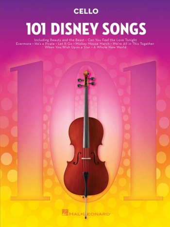 101 Disney Songs: Cello Solo