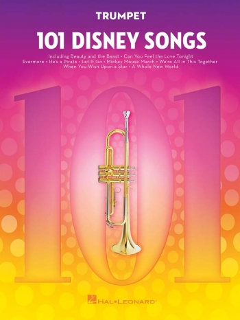 101 Disney Songs: Trumpet Solo