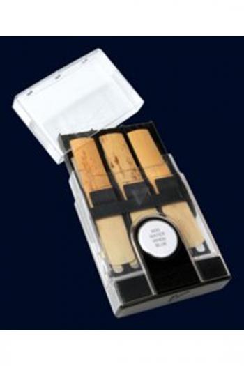 Reed Case: 6 Reeds: Hygro Reed Case: Soprano Alto Clarinet