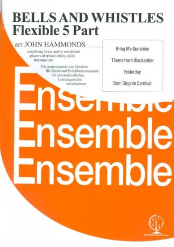 Bells And Whistles: Flexible 5 Part: Score & Parts (Hammonds)