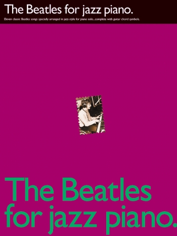 The Beatles For Jazz Piano: Piano Solo (Hal Leonard)