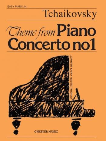 Theme From Piano Concerto No.1: Easy Piano