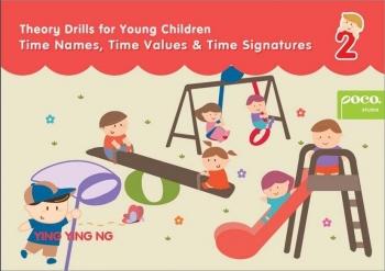 Poco Theory Drills: Time Names, Values.. (Ying Ying NG)