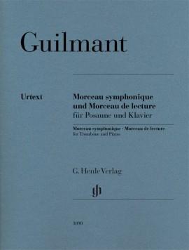 Morceau Symphonique Opus 88: Trombone & Piano (Henle)