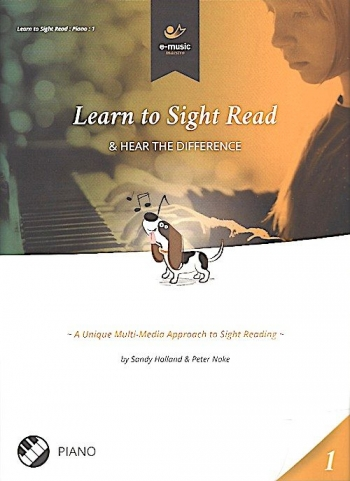 Learn To Sight Read Piano Book 1 (Holland & Noke)