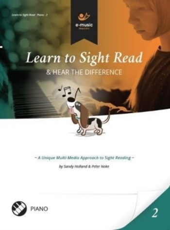 Learn To Sight Read Piano Book 2 (Holland & Noke)