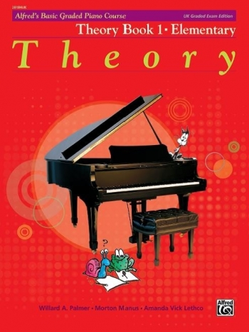 Alfred Graded Course Theory Book 1 - Elementary