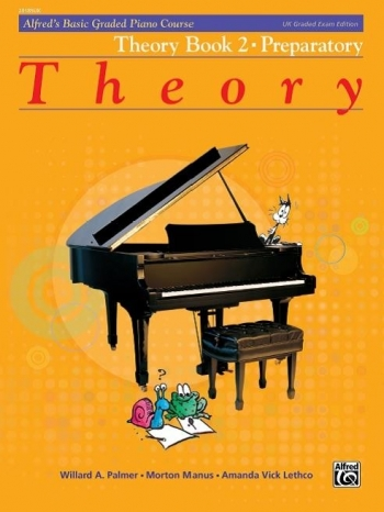 Alfred Graded Course Theory Book 2 - Preparatory