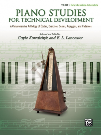 Piano Studies For Technical Development Volume 1