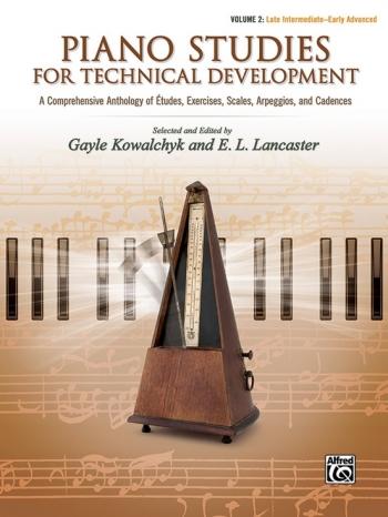 Piano Studies For Technical Development Volume 2