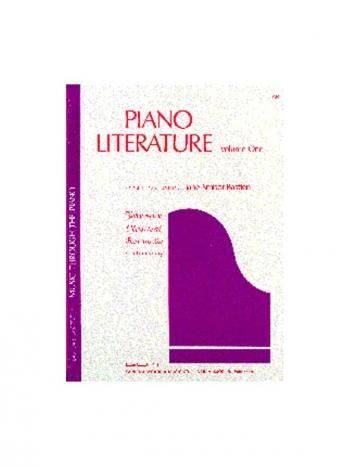 Bastien Piano Literature Volume 1