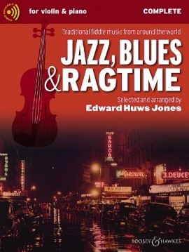 Jazz Blues & Ragtime: Violin: Complete